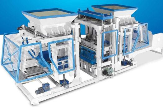 Partition Block Making Machine