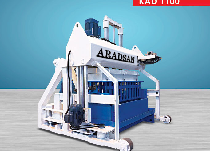Roof Tile Making Machine KAD1100