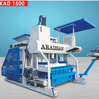 Concrete Block Machine KAD1500