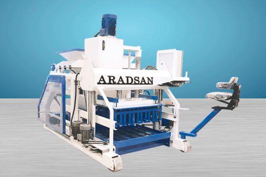 Automatic Block & Curbstone Machine KAD1400