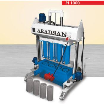 Hydraulic Movable Pipe Machine PI 1000