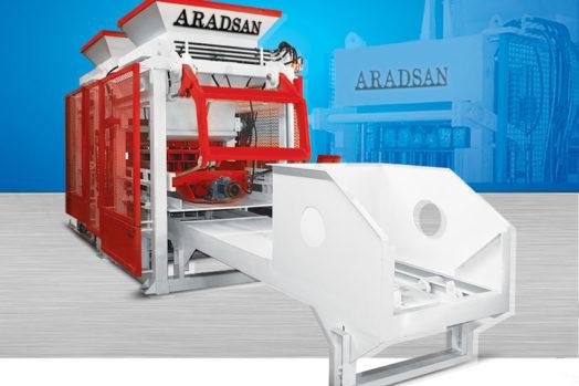 Automatic Concrete Block Machine TP.RN1518 I