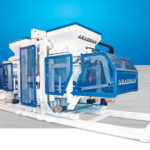 Fully Automatic Concrete Block Machine TP.RN2530