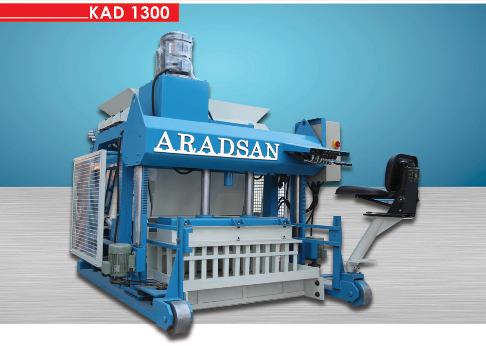 Movable Hollow Block Making Machine